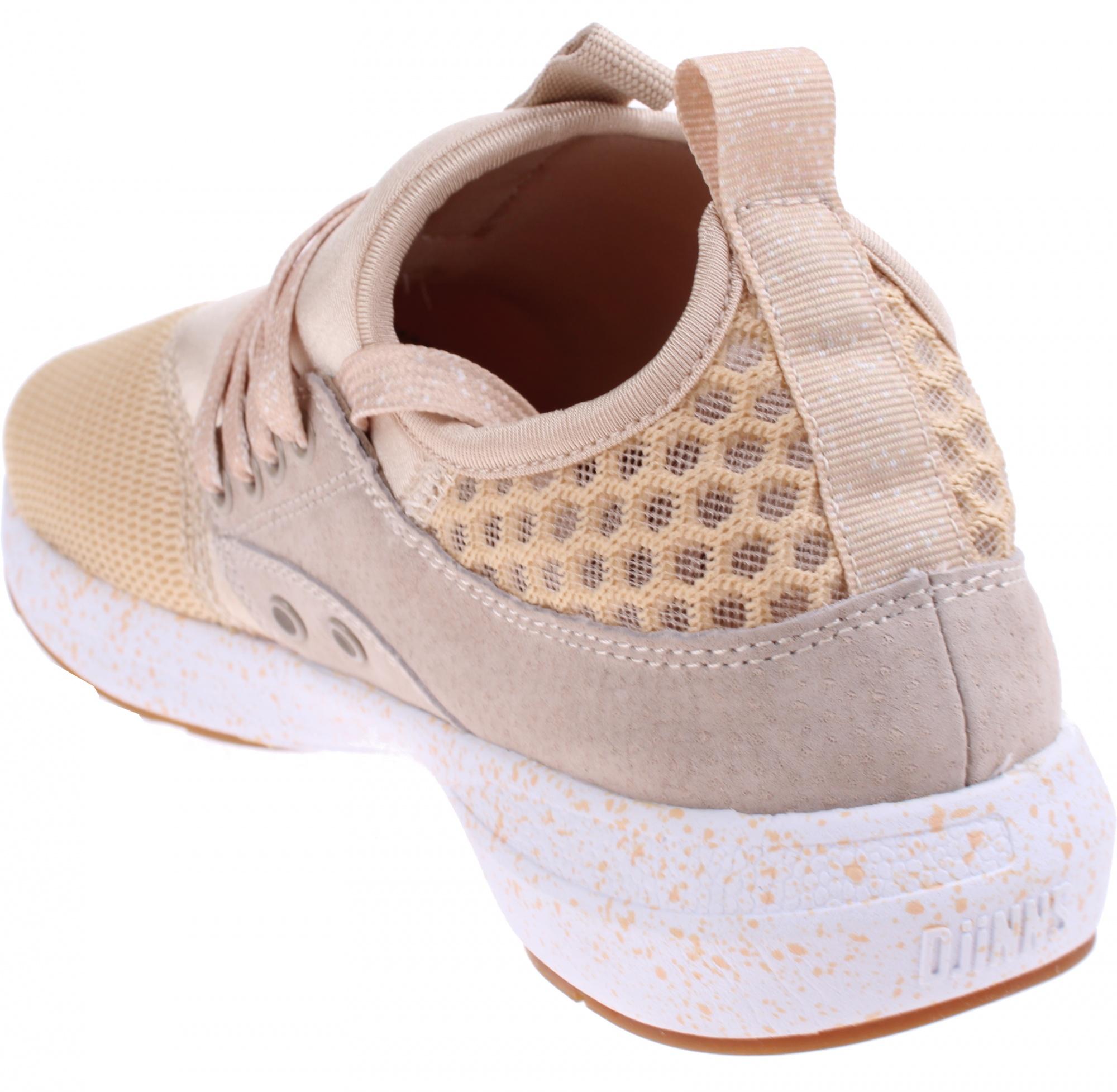 Neu Djinns MocLau 3.0 Triple Mesh Sneaker für Herren Beige
