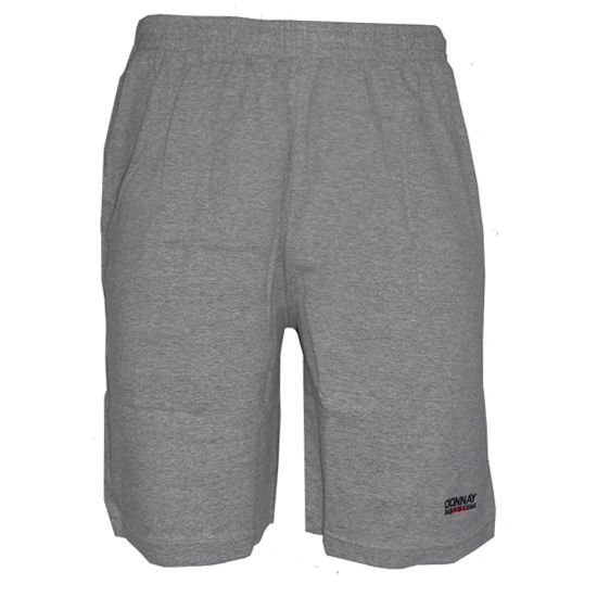 nouveau style c312d 177fe men's short jogging pants grey