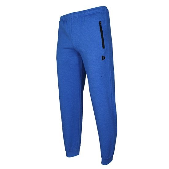 Joggingbroek Merk.Donnay Joggingbroek Met Rits Heren Cobalt Internet Sport Casuals