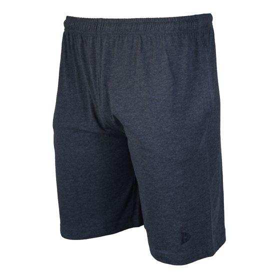 herren Jogging Shorts blau