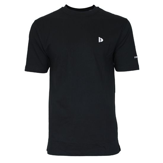 Sport Internet T Heren Sport Zwart Linear amp;casuals Donnay Shirt fy6bvY7g