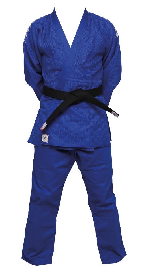 Kappa Judogi Sydney IJF Unisex Blue - Internet-Sport&Casuals
