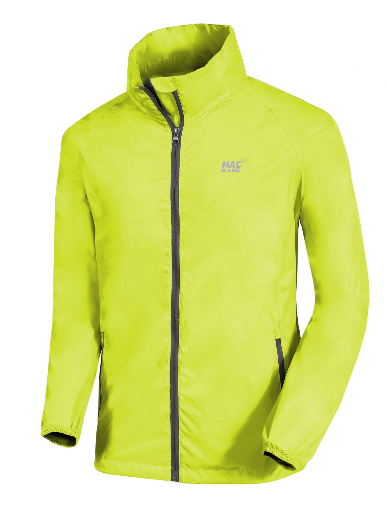 Mac in A Sac Raincoat Origin Unisex Lime - Internet-Sport&Casuals