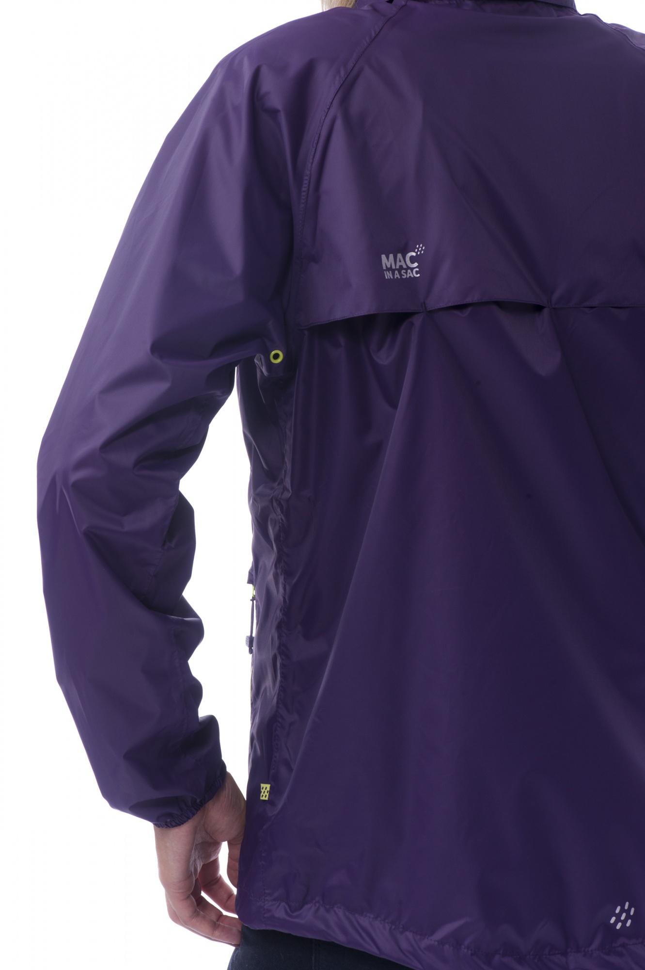 Mac in A Sac Raincoat Origin Unisex Purple - Internet-Sport&Casuals