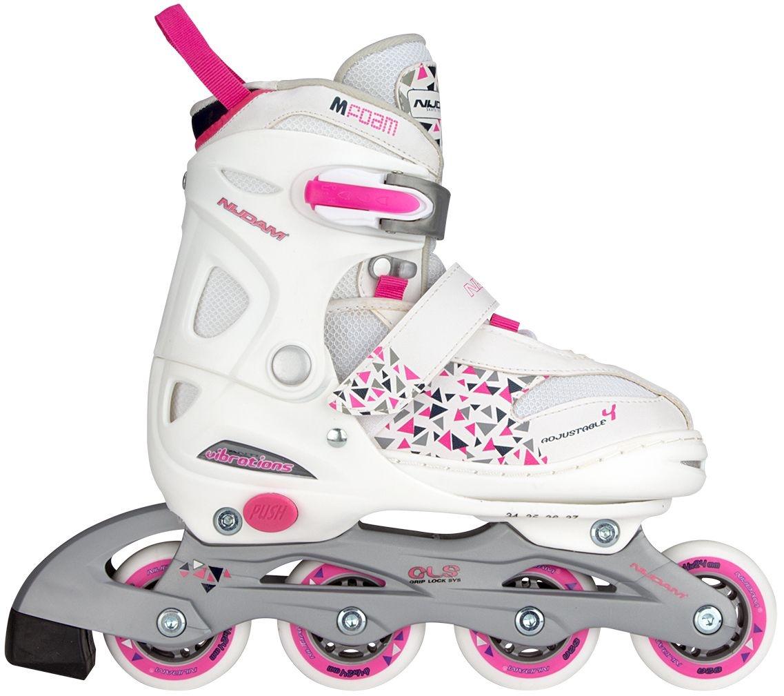 f7b50041756 Nijdam inline skates verstelbaar junior - Internet-Sport&Casuals