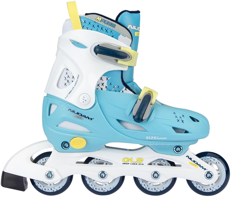 Nijdam 52sf Girls Adjustable Roller Skates
