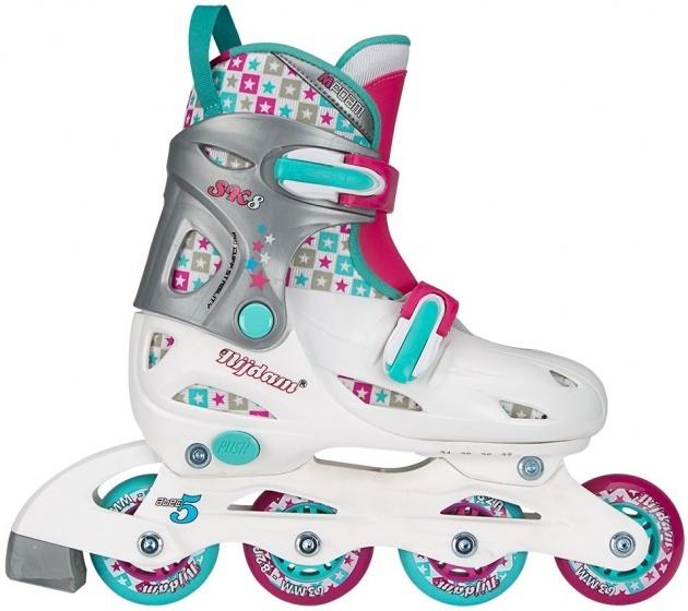 4ad84fad457 Nijdam inline skates junior adjustable hardboot - Internet-Sport&Casuals