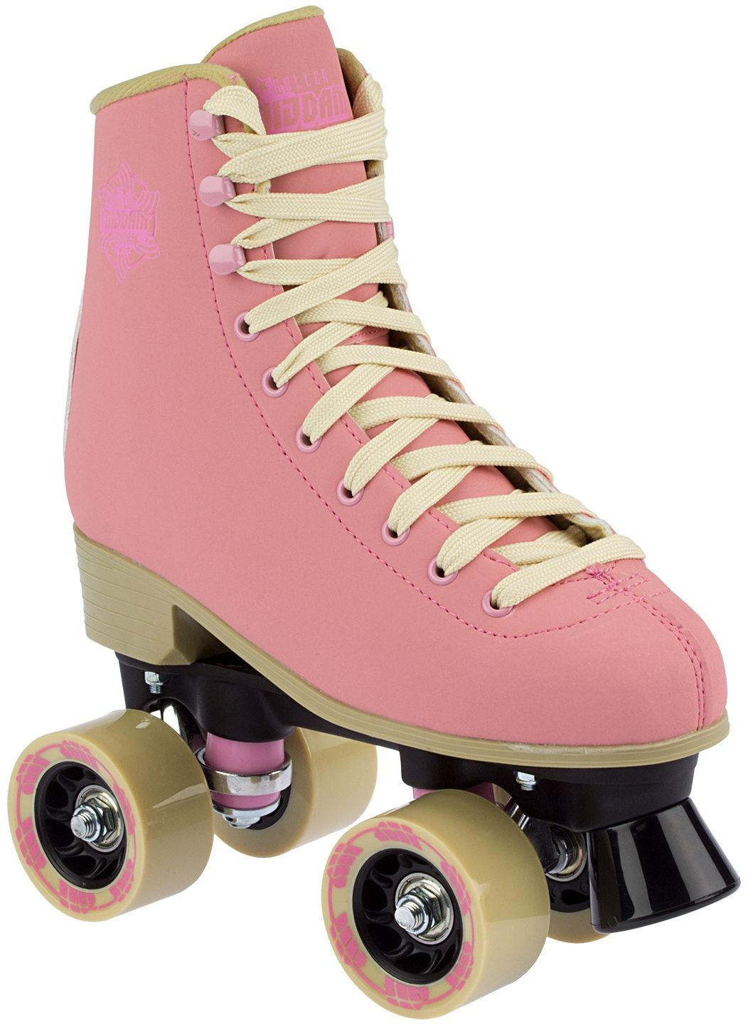 c600a44d010 Nijdam rolschaatsen retro Eye Candy dames roze - Internet-Sport&Casuals