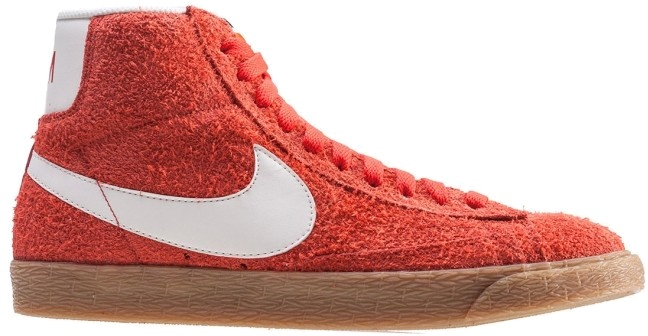 promo code 8d6b7 50670 ... usa nike sneakers blazer mid suede vintage max ladies red. enlarge  e0982 90b8f