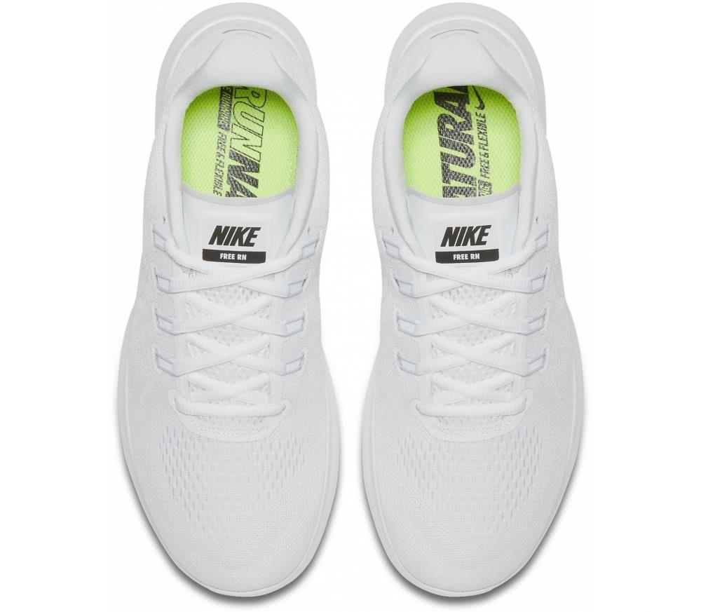 best website 2919f 2bb83 ... Nike Free RN 2017 hardloopschoenen heren wit ...