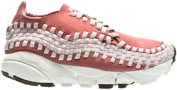 new product 077d0 3ac96 Nike sneakers Air Footscape dames roze. Vergroten