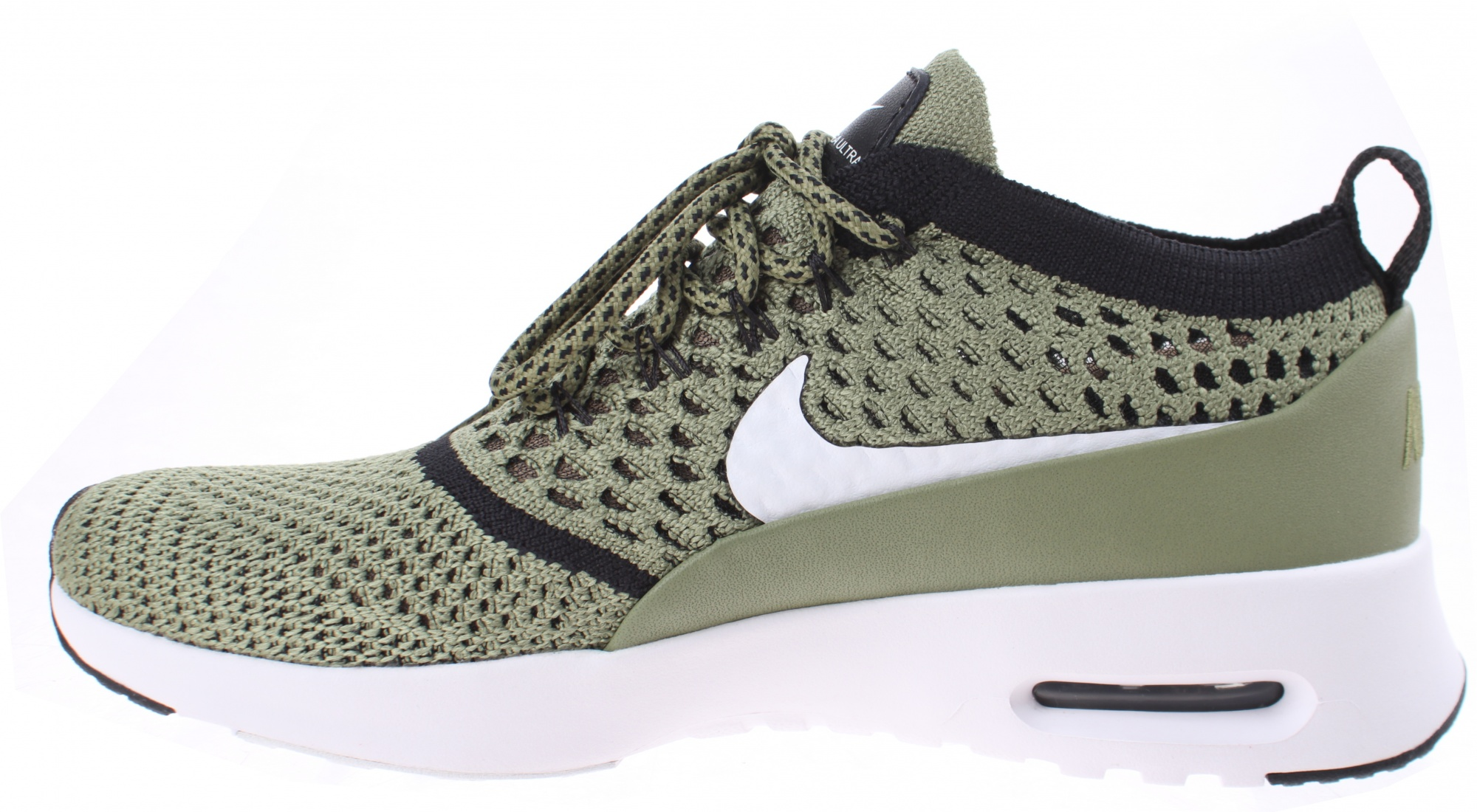 bc5f62878c0 Nike sneakers Air Max Thea Ultra Flyknit dames groen - Internet ...