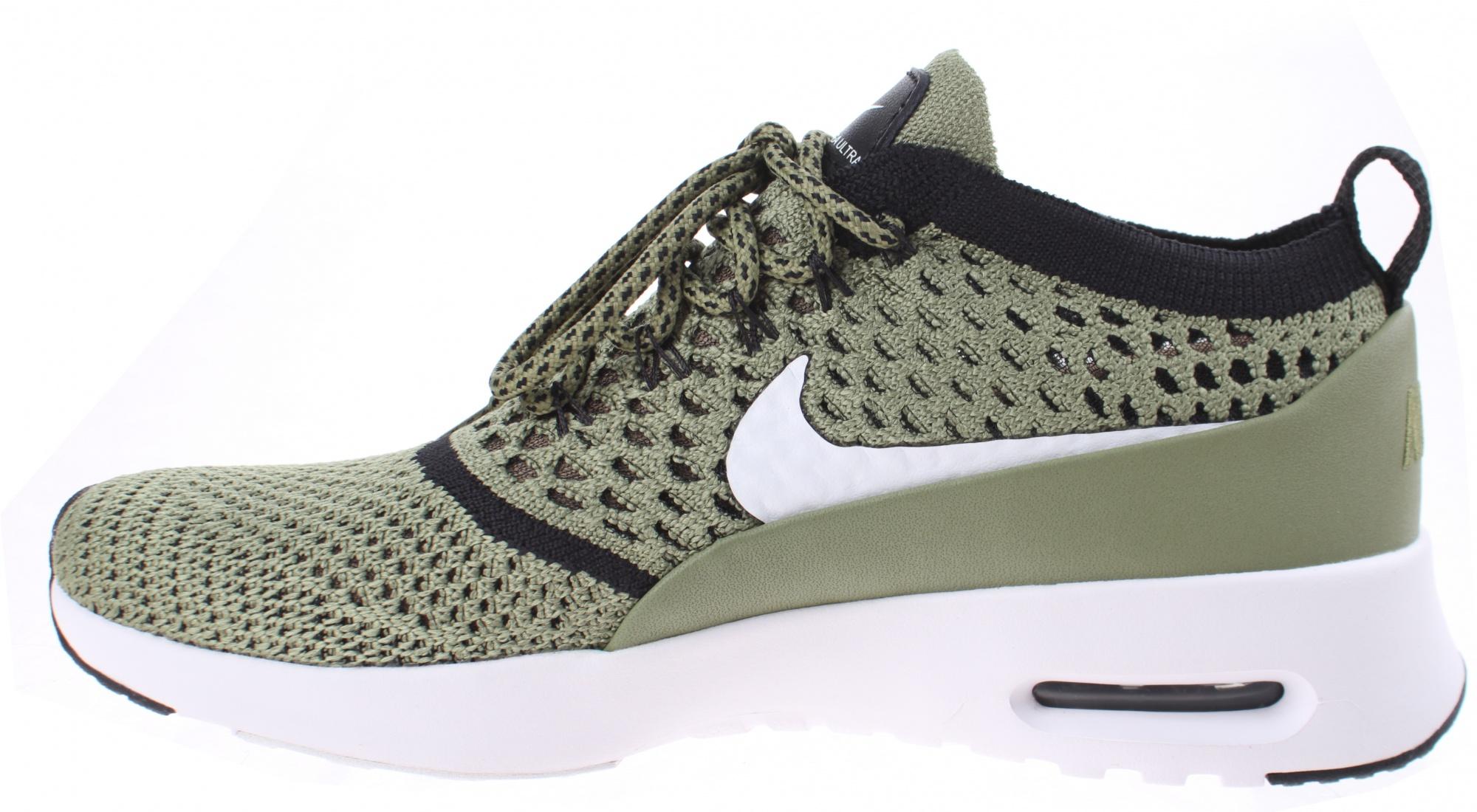 meet 43342 691e9 Nike sneakers Air Max Thea Ultra Flyknit ladies green ...