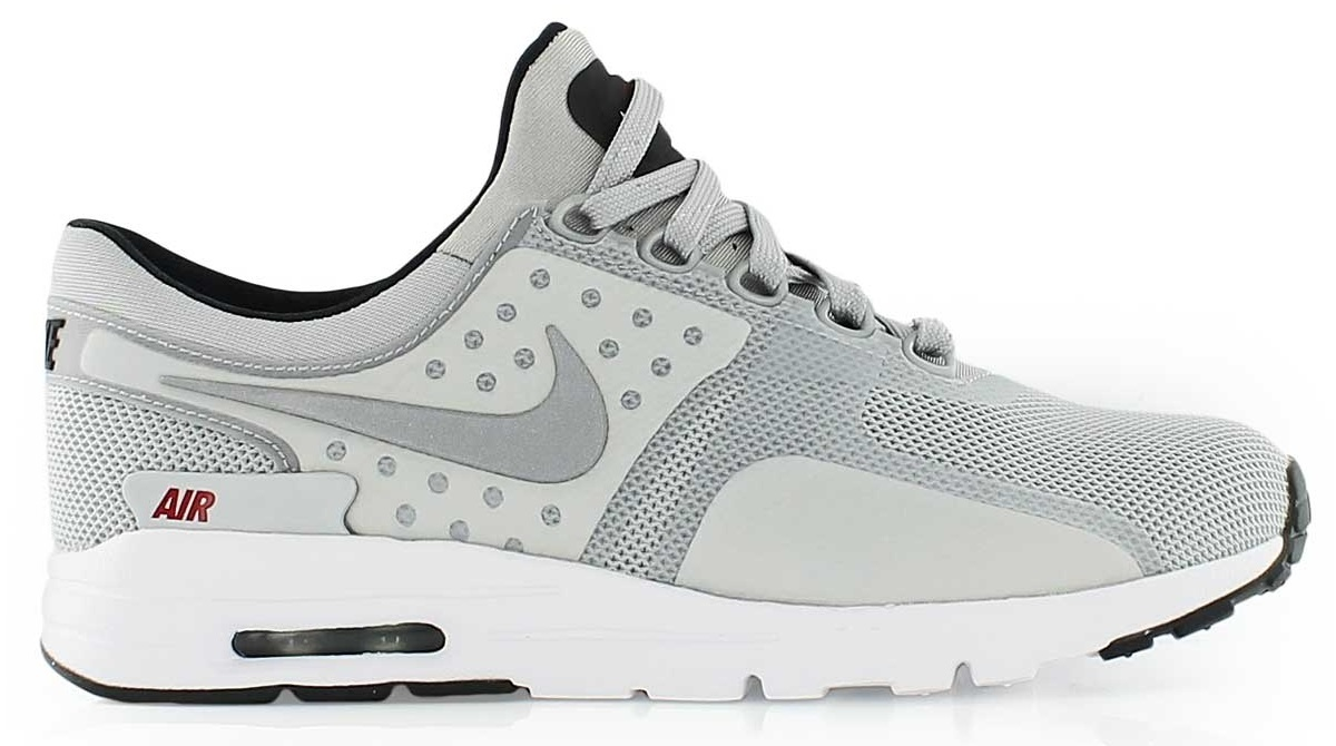 Nike Sneakers Air Max Zero QS Damen grau Internet