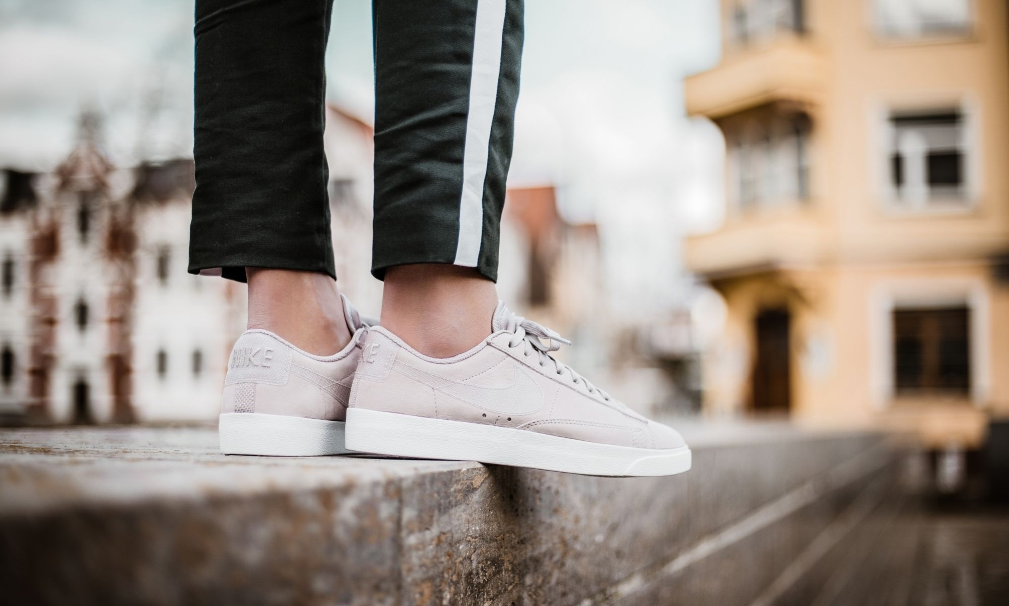 Nike sneakers Blazer Low LX dames beige Internet Sport&Casuals