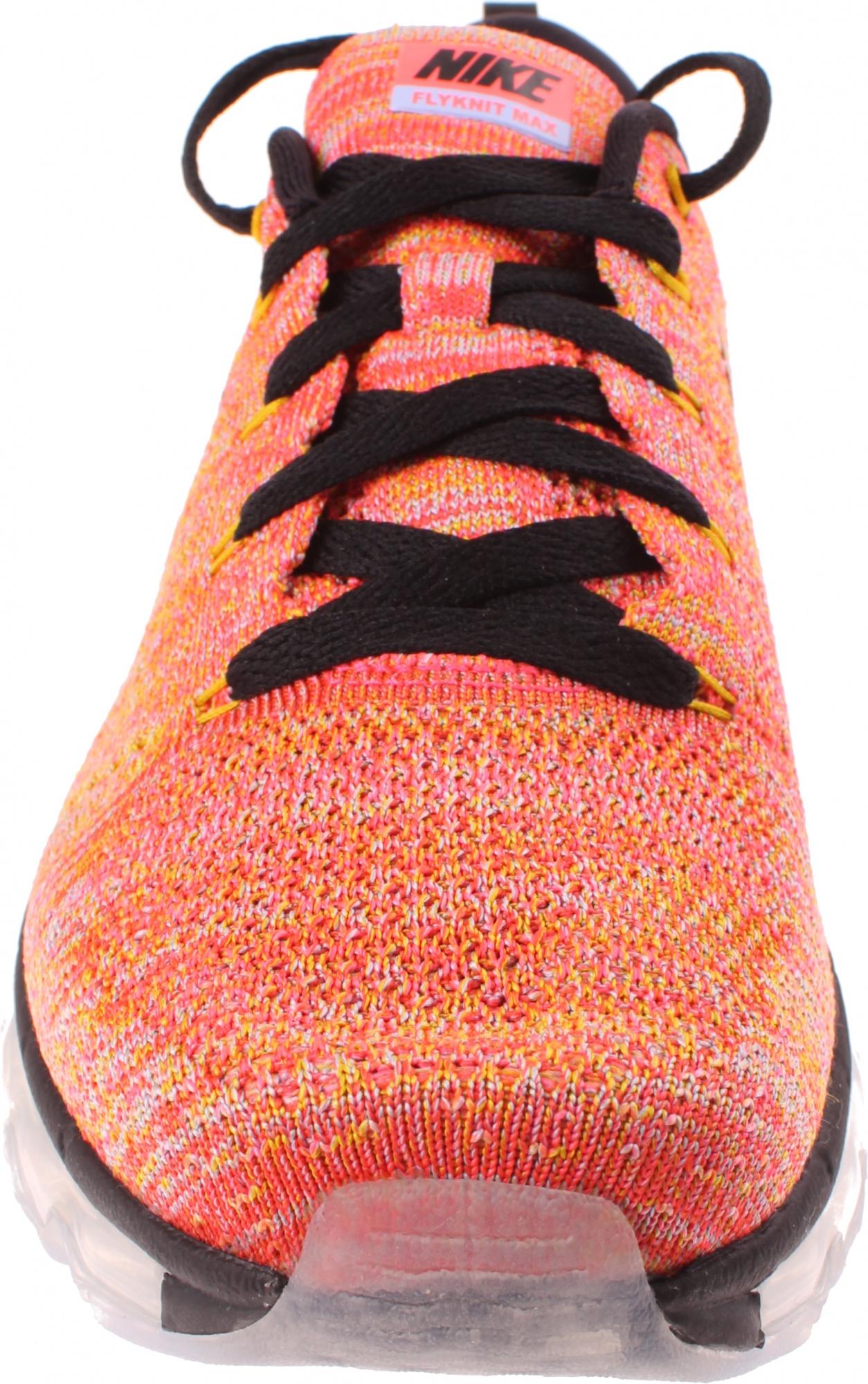 Sneakers Max Sport amp;casuals Flyknit Dames Oranje Nike Internet kiZXPu