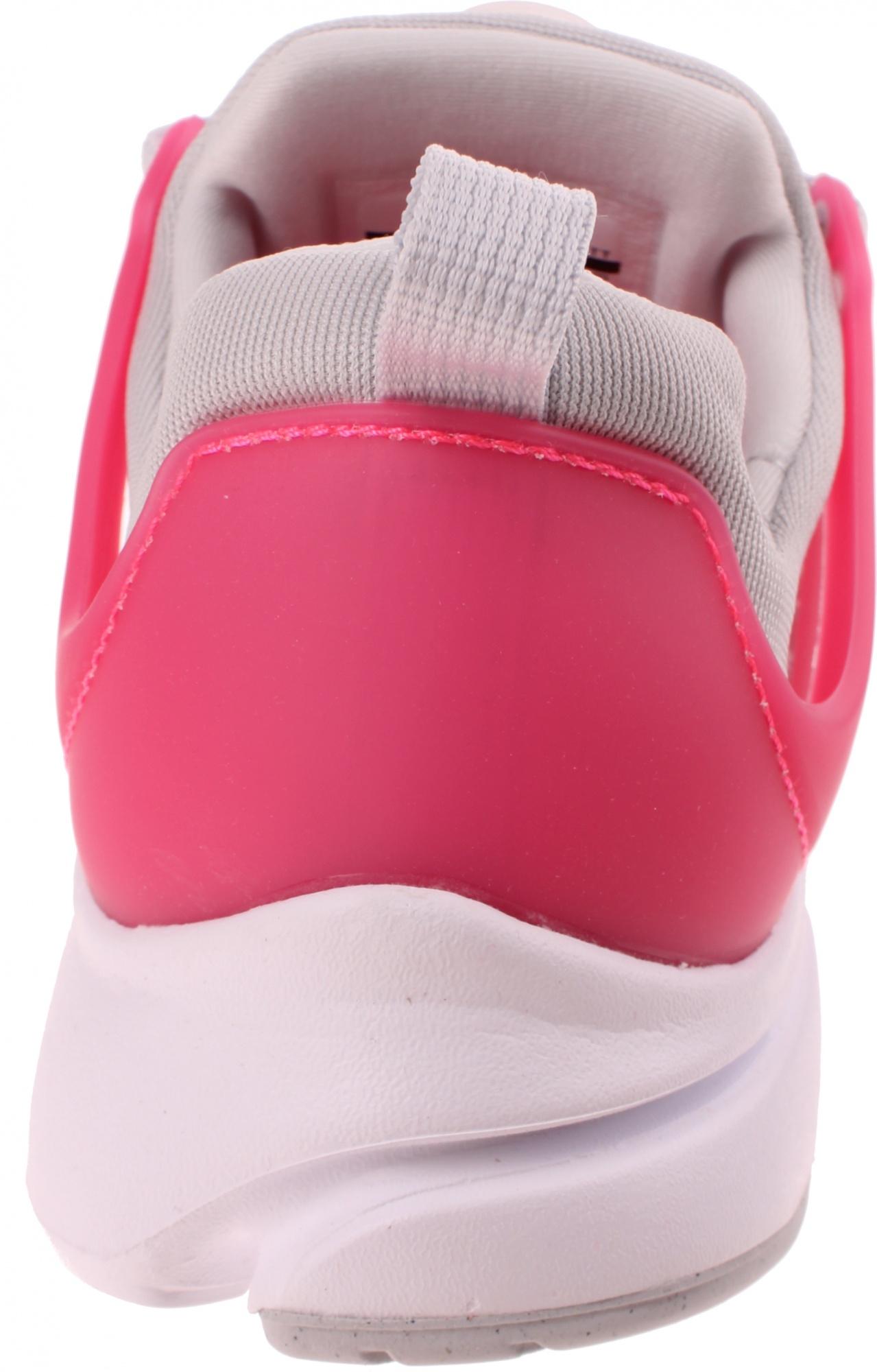 Nike Presto Breathe GS ladies sneakers gray pink