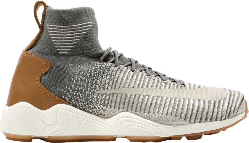 promo code 75f34 a786a Nike sneakers Zoom Air Mercurial XI Flyknit men gray