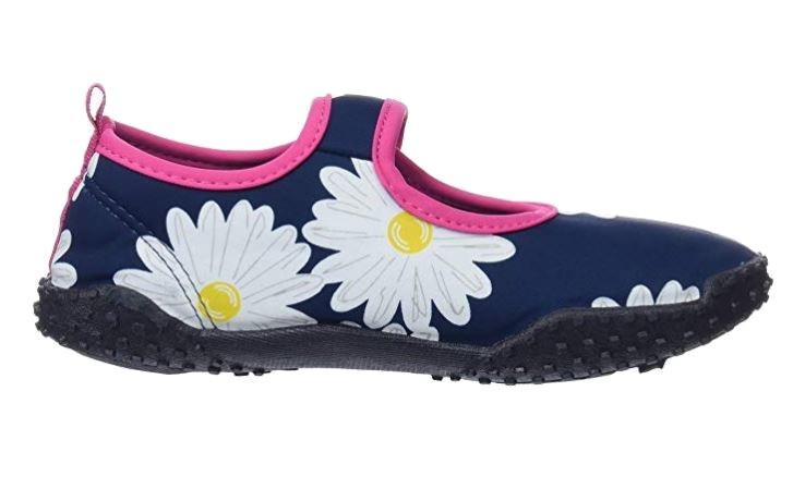bleu rose Flower girls chaussures d'eau marine 0wm8ONPyvn