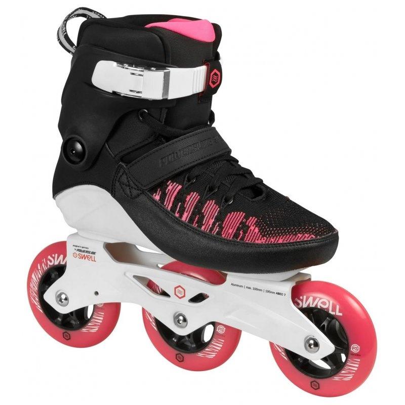 f9827dbd8c9 Powerslide inline skates Swell dames zwart/roze - Internet-Sport&Casuals