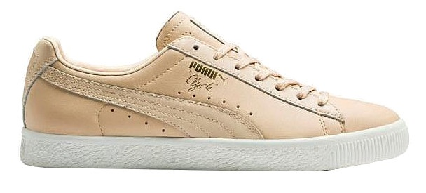 new styles fde84 c8670 Clyde Natural sneakers cream men