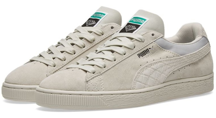 43b7f692926 amp;casuals Heren Classic Diamond Sport Beige Internet Sneakers Puma  xwH0ZIqgZn