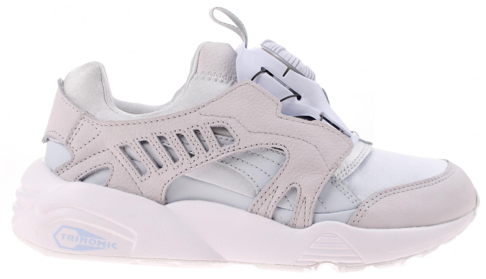 a0fb6a77e74 Puma Sneakers Disc Blaze Shine Gray Ladies - Internet-Sport&Casuals