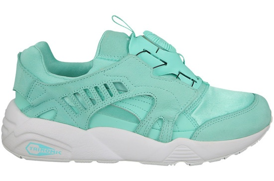 c6ec1d3047ec ... Ignite V2 Mint Green Blue Womens Cushion Running larger image Source · Puma  Sneakers Disc Blaze Shine mint green ladies Internet