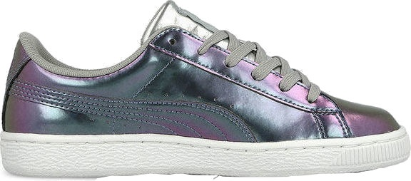 save off a8bcb a7c79 Puma sneakers Basket Classic Holographic Junior. Enlarge