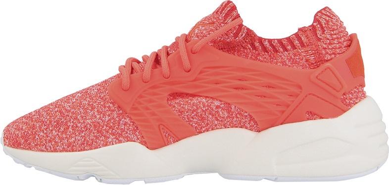 f87ea03edfa Puma sneakers Blaze Cage Evoknit dames rood - Internet-Sport&Casuals