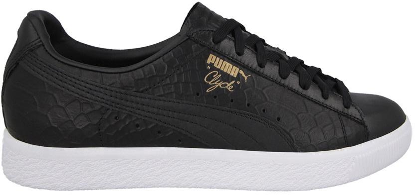 designer fashion 18122 6c9ff sneakers Clyde Dressed Black Men