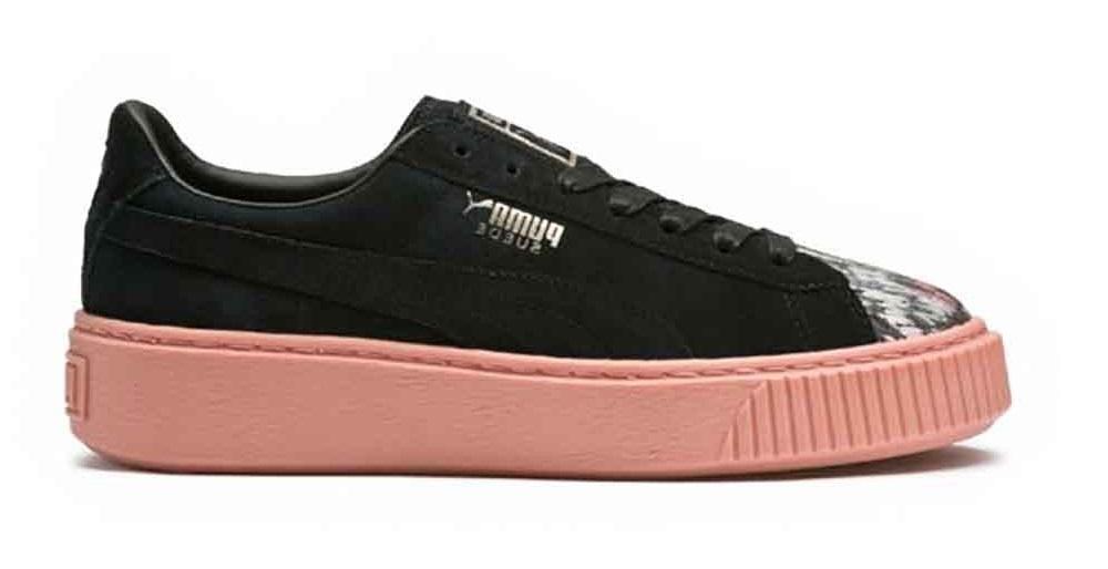 sneakers Platform Sunfade ladies pink
