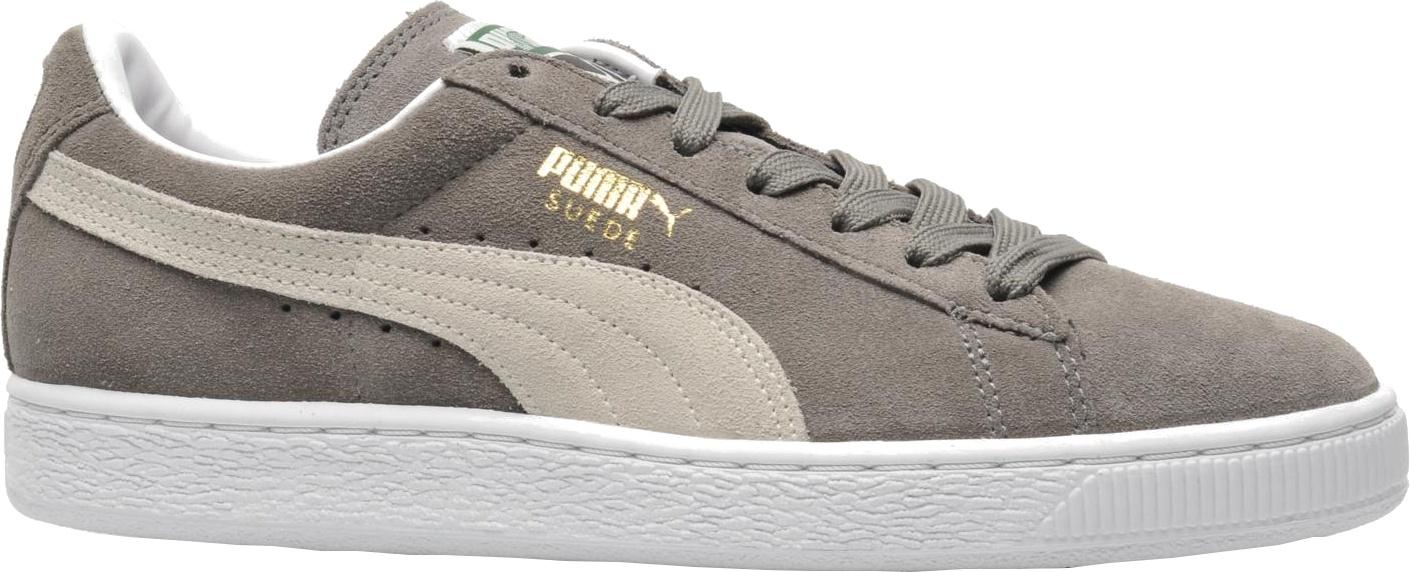 e62bcf16e0c Puma sneakers Suede Classic+ heren grijs - Internet-Sport&Casuals