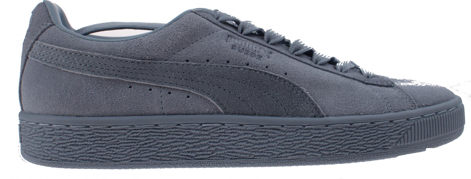 a423f819a03f Puma sneakers Suede Classic Tonal Blue Fog men with 36 - Internet ...