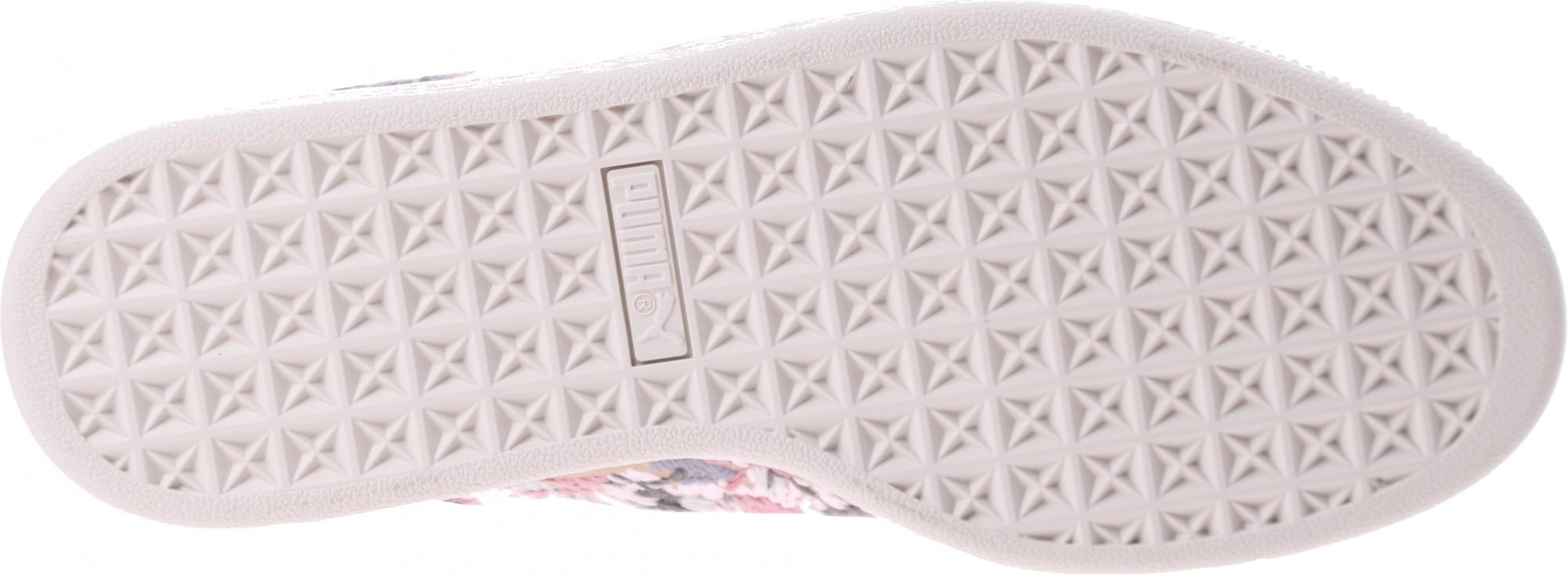 cheap for discount 07d1e 16e3b Puma sneakers Suede Sunfade Stitch women beige - Internet ...