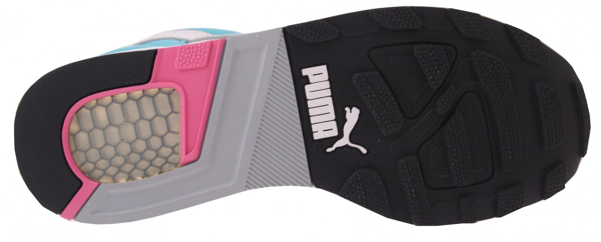 0cb80d49a80 Puma sneakers Trinomix XT 1 plus heren wit - Internet-Sport&Casuals