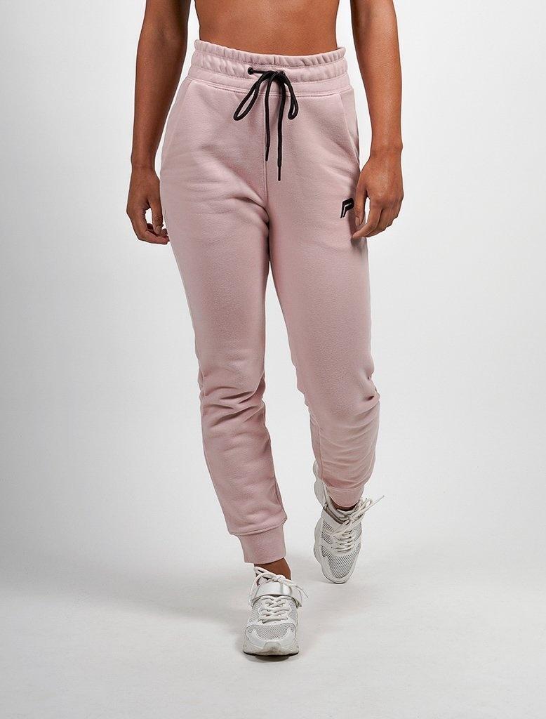 6a0feff9be5d Pursue Fitness fleece sports trousers ladies pink - Internet ...