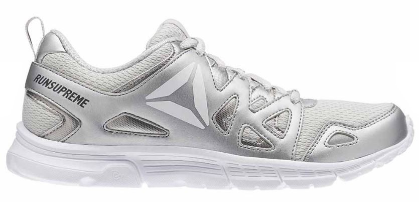 e59cbbe0ca28f9 Reebok running shoes Run Supreme ladies silver - Internet-Sport Casuals