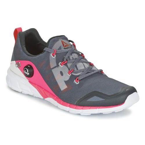 0ea83e08ed11c Reebok Running shoes Zpump fusion 2.0 gray ladies - Internet ...
