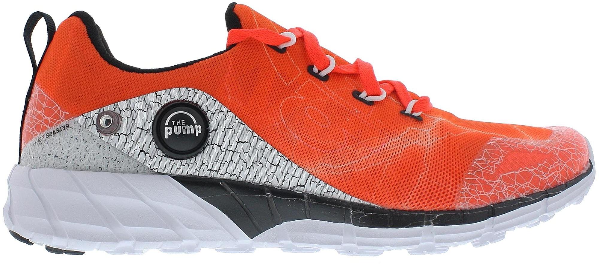 074caea1c690 Reebok running shoes Zpump Fusion 2.0 SP ladies orange - Internet ...