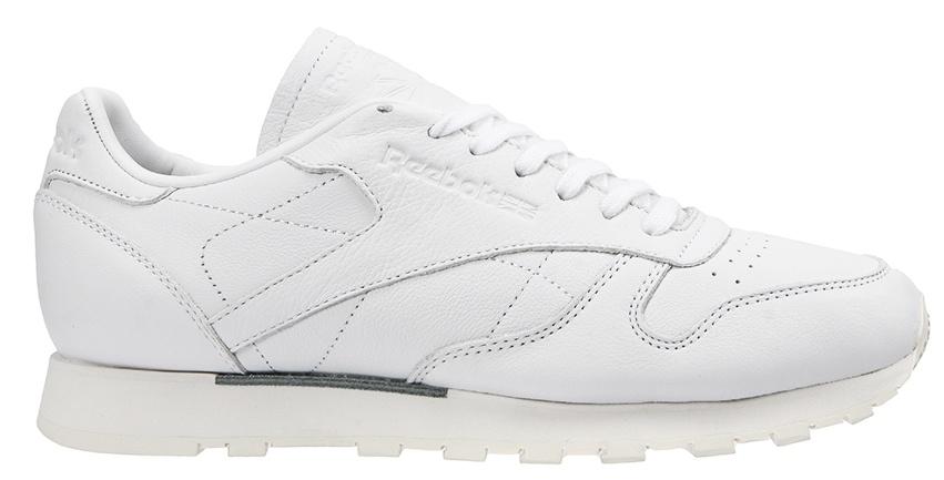 b3069b58572 Reebok sneakers Classic Leather OMN heren wit - Internet-Sport&Casuals