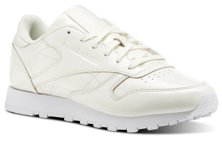 afdc106bd1 sneakers Classic Leather Patent ladies white