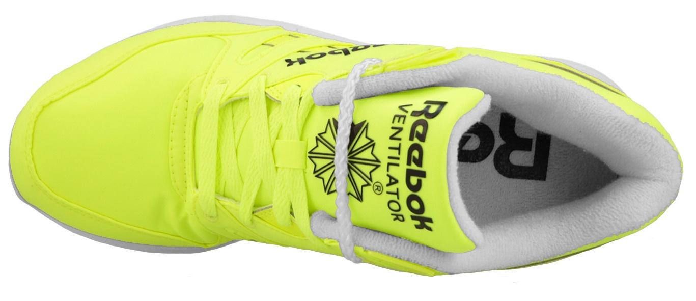 4f3803b69df Reebok Trainers Ventilator DG men yellow - Internet-Sport Casuals