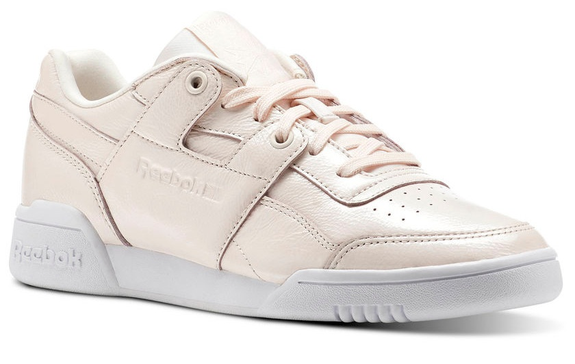 sneakers Workout LO Plus Iridescent ladies pink