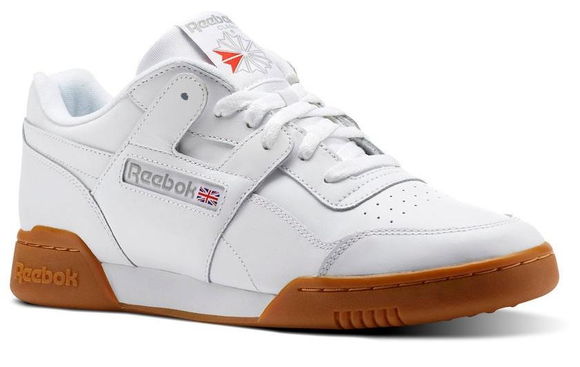 Reebok sneakers Workout Plus MCC men white - Internet-Sport Casuals 0f05fbf41