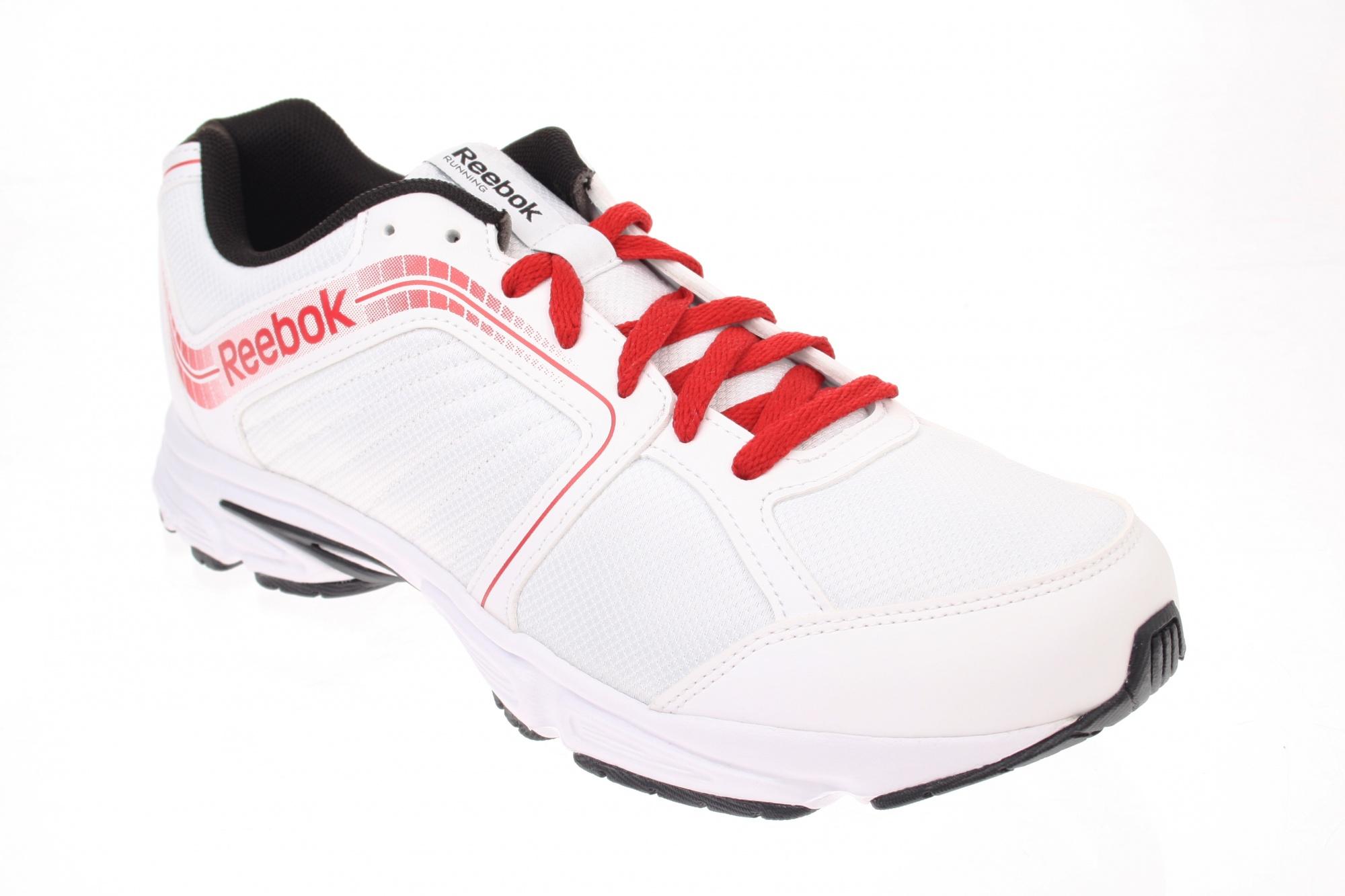 Reebok Runningshoe Tranz Runner RS 2.0 white red Internet