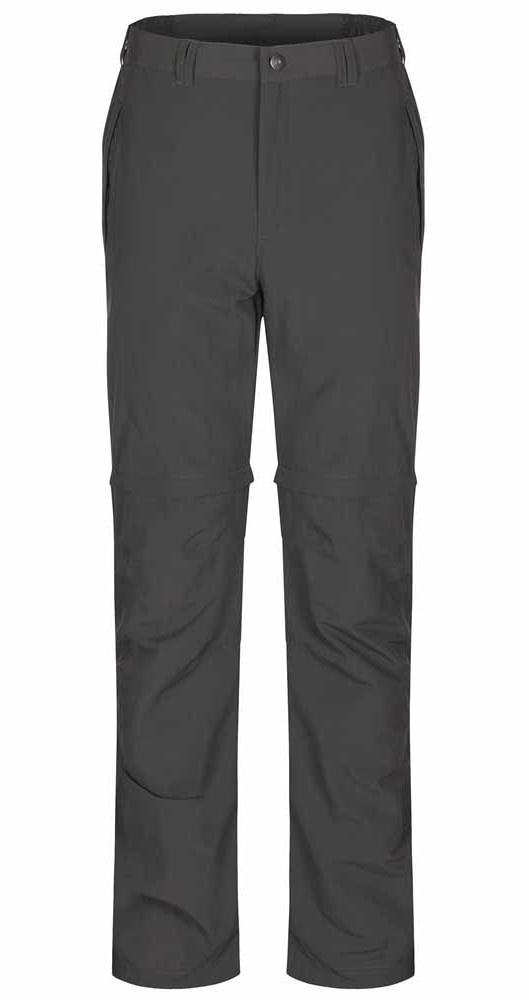 ef8d755310e Regatta outdoor pants Leesville Zip-Off men's grey - Internet ...