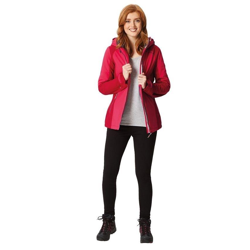 Outdoor Jacket Regatta Ladies Corvelle amp;casuals Pink Internet Sport 80nwXNOPk