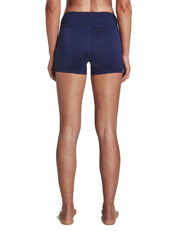 268592112cbc2b Röhnisch hotpants Sporthose Damen dunkelblau Röhnisch hotpants Sporthose  Damen dunkelblau