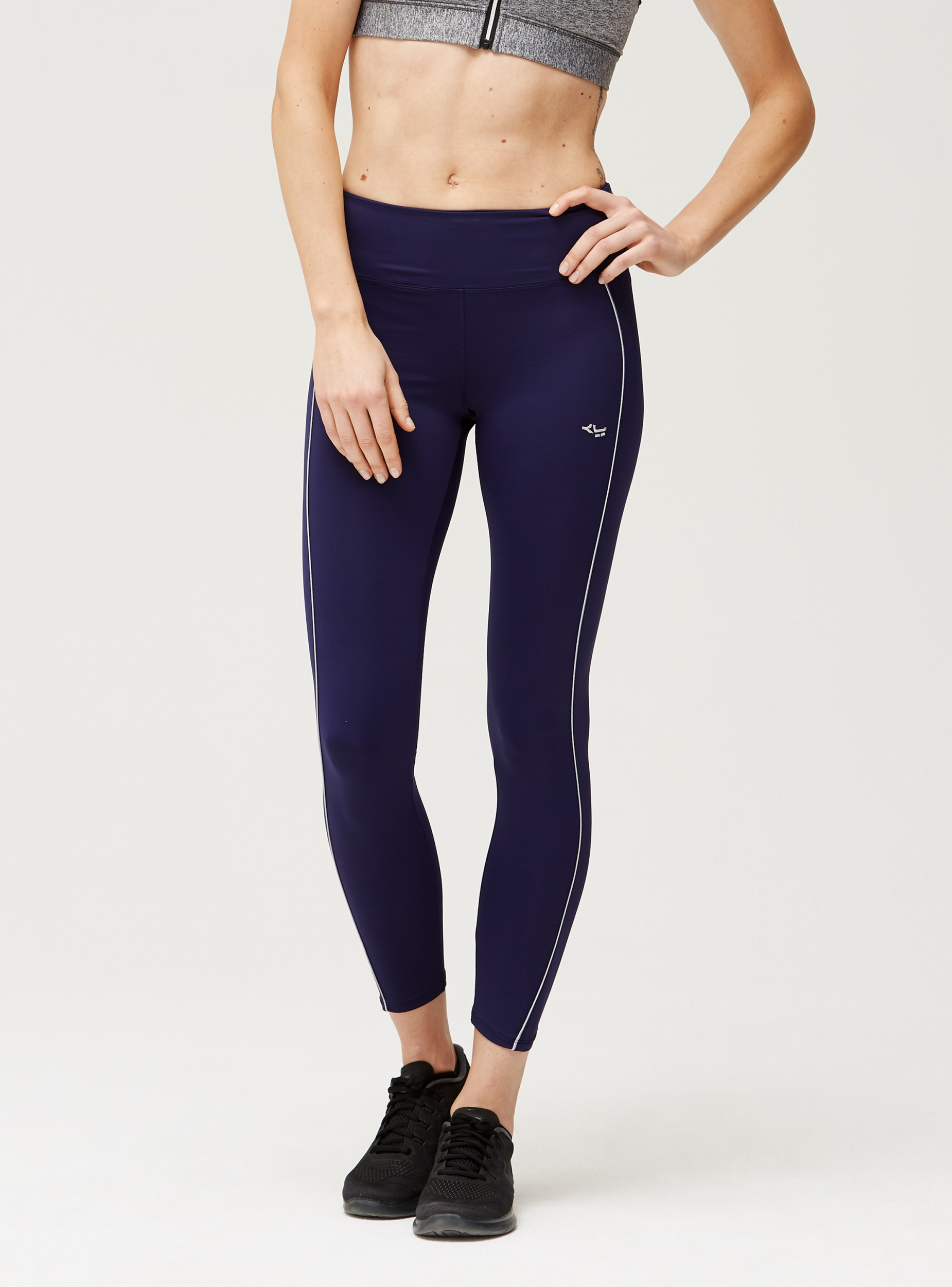Shaping Sportlegging.Rohnisch Sport Laying Shape Sleek Ladies Dark Blue Internet